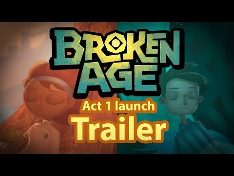 Broken Age APK Cover
