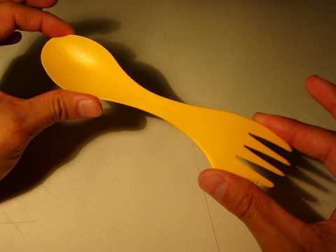 Light My Fire Spork Review