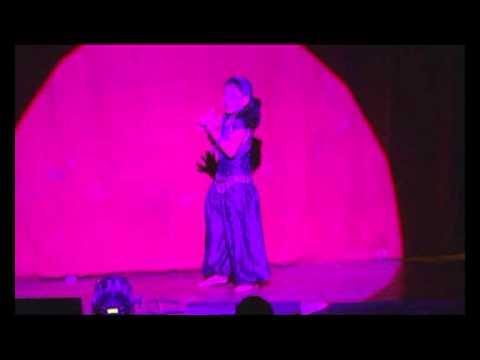 Utsav 2013 Qualifying Round  Vyomi Faria - Solo Dance - Kaafirana...