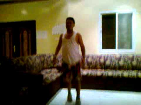 Half Naked Old Man From Nepal on The Action-Funny very Funny