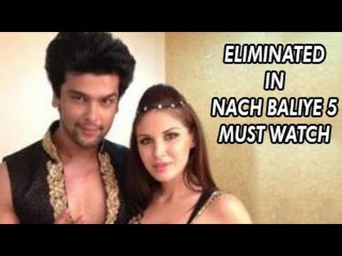 Nach Baliye 5 Kushal Tandon & Elena ELIMINATED in Nach Baliye 5 2nd February 2013 FULL EPISODE NEWS