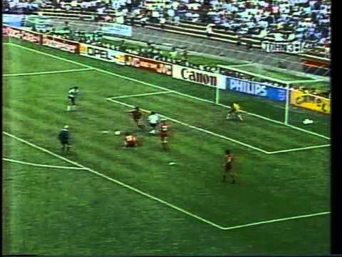 Argentina vs Belgium - World Cup 1986 - part 1/7