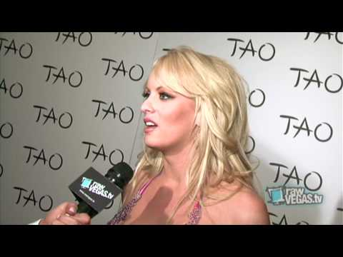 Stormy Daniels Hosts Official AVN After Party at Tao