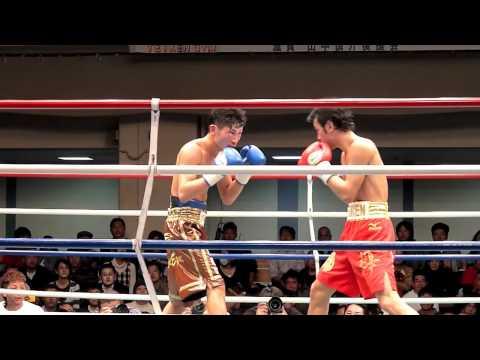山中慎介 vs 岩佐亮佑(2)