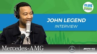 "John Legend on the Powerful Music Video to ""Preach""  