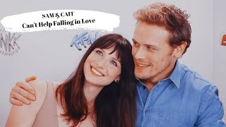 Download Song Outlander Sam & Caitriona / Funny interview mix Free StafaMp3