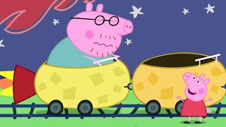 Peppa Pig English Episodes | Peppa goes on a Holiday Peppa Pig Official