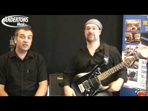 Line 6 JTV-69 James Tyler Variax Guitar