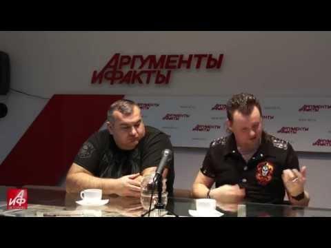 Лидер группы «КняZz» Андрей Князев
