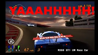 Gran Turismo 3 EPIC RACE! Just a hilarious race! Some Trolling and Some Good Driving haha!