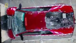 Lamborghini Murcielago REAL Crash Test HD