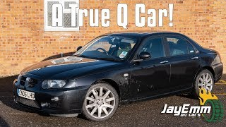 What The Hell Is An MG ZT 400? The British Sleeper With a Mustang Heart