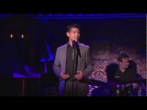 Telly Leung Let Me Sing at 54 Below