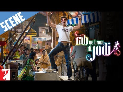 Golgappa + Biryani - Comedy Scene - Rab Ne Bana Di Jodi