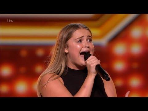 The X Factor UK 2018 Georgia Burgess Auditions  Clip S15E05