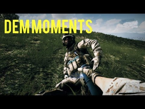 Battlefield 3 - Dem Moments