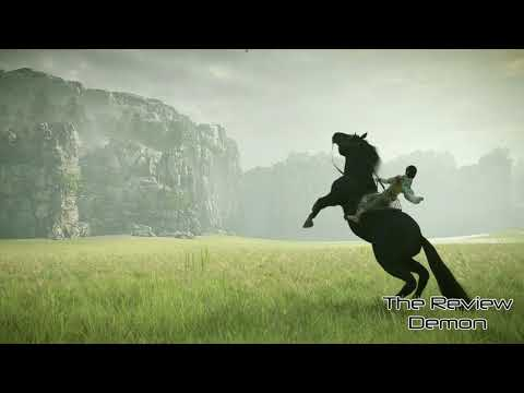 ★ Shadow of the Colossus - All Agro tricks/stunts (Trick Rider Trophy)