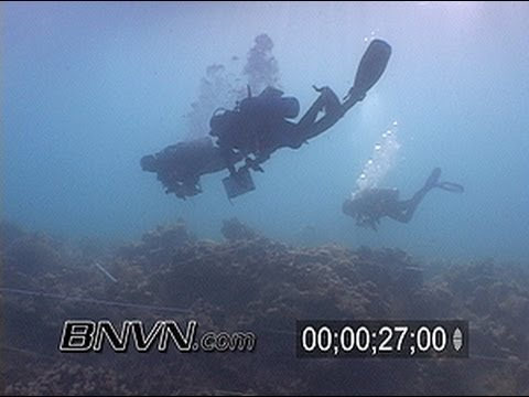 6/23/2007 Coral Reef Monitoring and Research Video