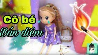Phim hoạt hình búp bê/ Truyện Cổ Tích : Cô bé bán diêm / The Little Match Girl /Ami Channel