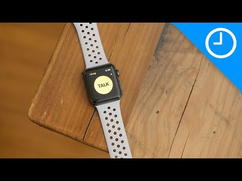 Apple Watch Walkie-Talkie app watchOS 5 hands-on! [9to5Mac]