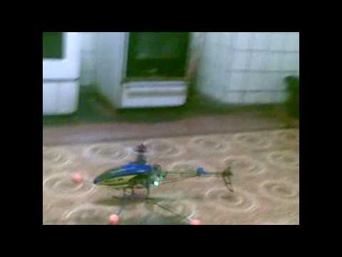 2010 Esky Belt CP V2  Carbon Edition RC Helicopter RTF.avi