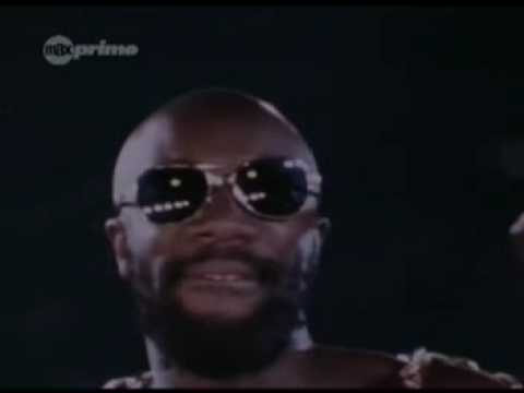 Isaac Hayes - Shaft - live 1973