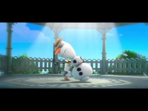 Frozen Olaf el verano en español latino HD