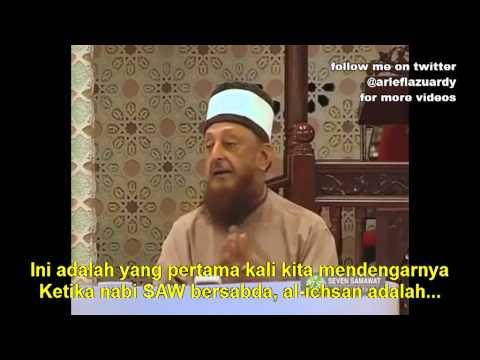 sufi salafi dan akhir zaman (Sheikh Imran Hosein Indonesian...