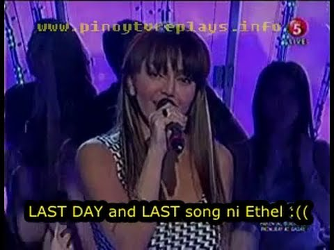 Last Day and Last Song ni Ethel Booba sa Wowowillie