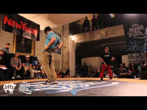 El Nino vs Vicious Vic BOTY 1on1 Semi-Final
