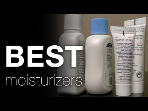 What's the best moisturizer?