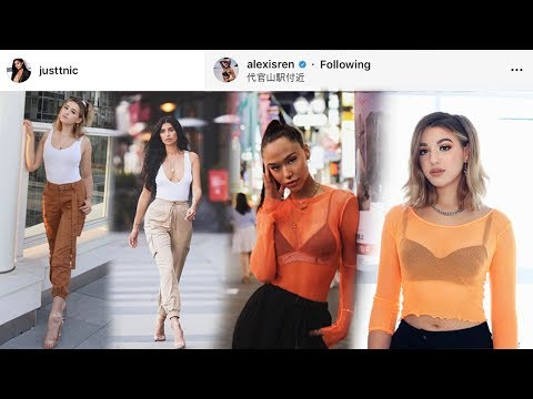 Dressing Like Instagram Models for a WEEK... *baddie fashion*