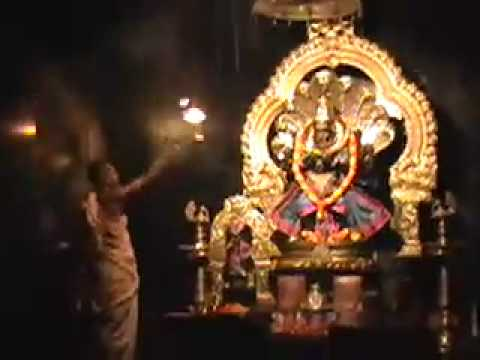 Mangala Arti At Iskcon Temple Shri Radhekrishna video