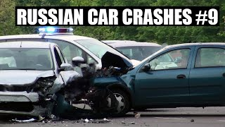 The ULTIMATE Russian Car Crash COMPILATION #9 - [2016]