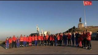 Afyonkarahisar UMKE Kocatepe Anıtı ve Zafer Yürüyüşü Oranizasyonu 2017