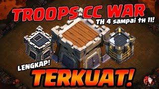 download lagu Ini Baru Troops Cc War Yang Terkuat - Coc gratis