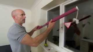 How to fit a Roller blind | Web-Blinds