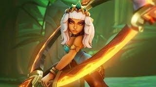 Qiyana: Imperatriz dos Elementos   Trailer de Campeão