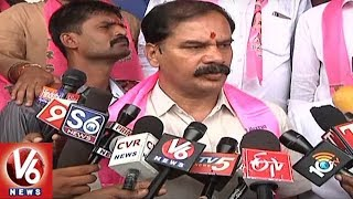 TRS Party Leaders Busy In Election Campaign | Early Elections