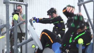 Nolan North Motion Capture