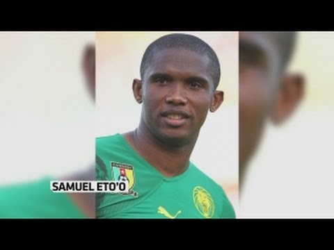When he was young Samuel Eto'o already knew he was the greatest