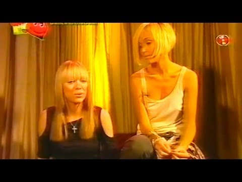 Jenny Frost & Liz McClarnon (Atomic Kitten) - MTV Dance interview