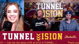Tunnel Vision - USC Spring Showcase Preview