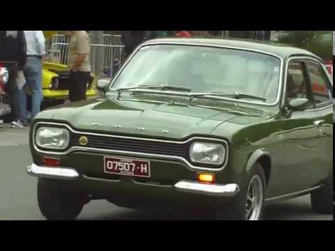 FORD ESCORT GT 1600 LOTUS CRUISIN