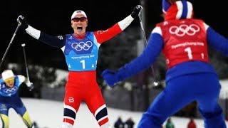 Winter Olympics: Marit Bjorgen Ties Medal Record as Norway Win Women
