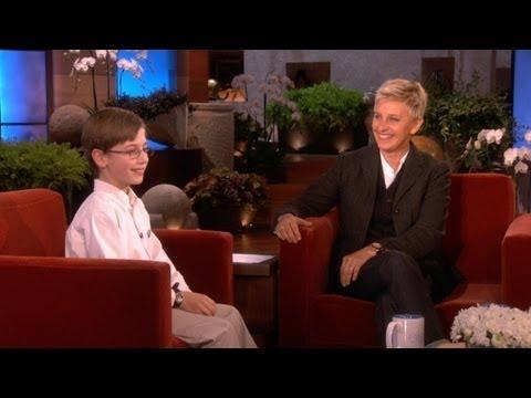 An Inspiring 10-Year-Old Philanthropist