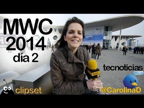 Samsung Galaxy S5, Qualcomm Toq, Huawei Talkband y Formula E #MWC 2014, Tecnoticias día 2