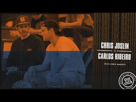 BATB 11 | Before The Battle - Week 4: Chris Joslin vs. Carlos Ribeiro