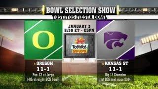 video 2013 Fiesta Bowl- Oregon Highlights