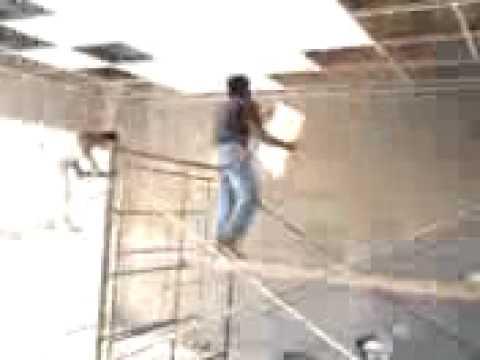 Durock y plafones youtube - Plafones para techo ...